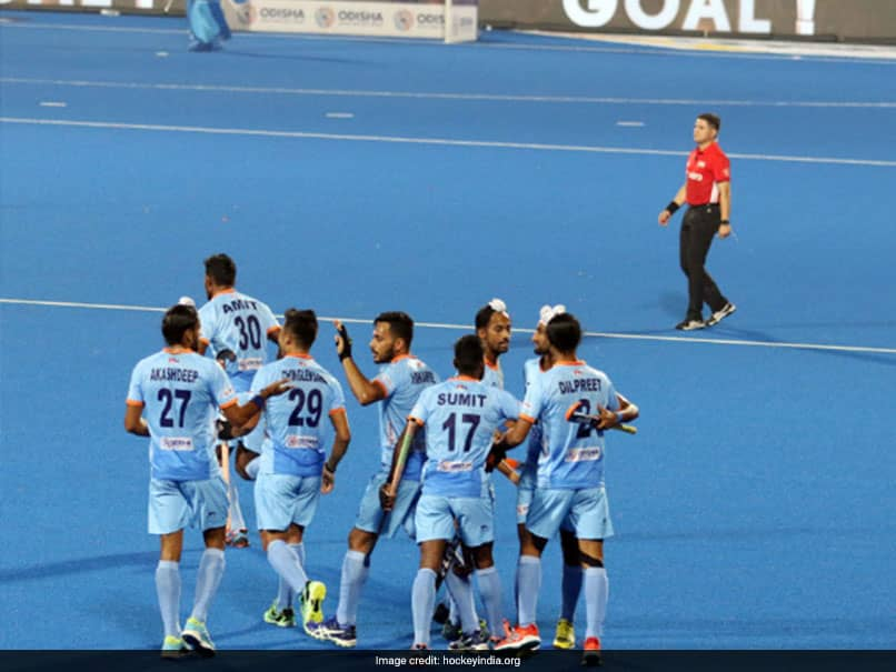 India vs Belgium, Hockey World Cup Highlights: India Hold Belgium To A 2-2 Draw In Pool C Clash