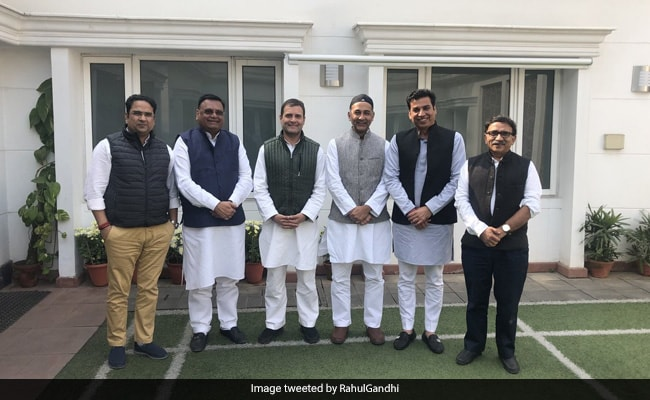 'I Salute You': Rahul Gandhi Thanks 'Unsung Heroes' Of Election Victory
