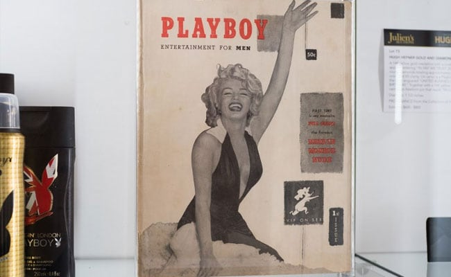 Fans Pay Top Dollar For Playboy Founder Hugh Hefner's Personal Items