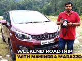 Video : Mahindra Marazzo Corbett Drive