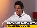 Video : Shah Rukh Khan On What Keeps Him Going