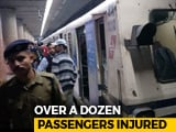 Video : 16 Passengers Fall Ill After Fire Onboard Kolkata Metro, Evacuated