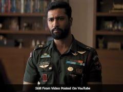 <i>Uri</i> Trailer: Vicky Kaushal Is Bent On Revenge. His Performance Is Intense