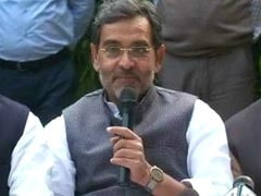 BJP Ally Upendra Kushwaha Quits As Minister, Will Attend Opposition Meet