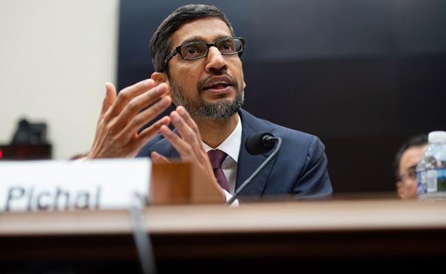 Google's Sundar Pichai Takes Over As CEO Of Parent Firm Alphabet