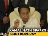 Video : Kamal Nath's Comment On UP-Bihar Migrants And Jobs Upsets Akhilesh Yadav