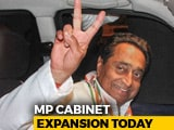 Video : Madhya Pradesh Chief Minister Kamal Nath's Cabinet To Take Oath Today