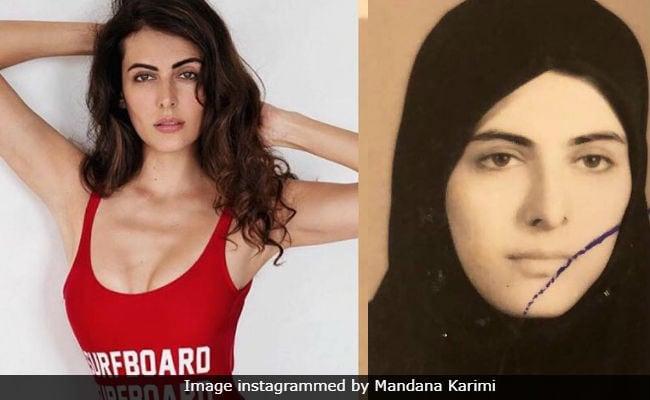 Mandana Karimi Trolled For Hijab-Bikini Post, Accused Of Being 'Shallow'