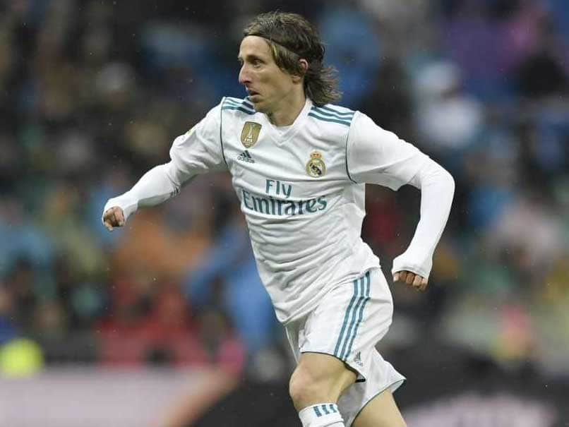 cheap for discount 7bb95 fb000 2018 Ballon d'Or: Luka Modric Tipped To Pip French Stars ...