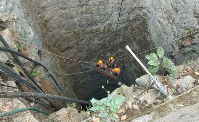 "Image result for ""Risky But We Need Money,"" Say Those Working In Meghalaya's Illegal Mines"