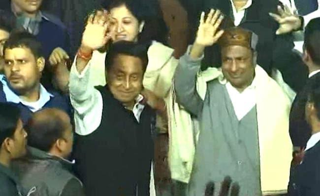 मध्य प्रदेश में कांग्रेस ने कमलनाथ को क्यों बनाया मुख्यमंत्री, ये रहे पांच कारण