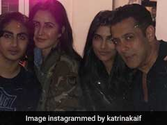 On Salman Khan's 53rd Birthday, Katrina Kaif, Madhuri Dixit, Sonam Kapoor, Preity Zinta Post Wishes