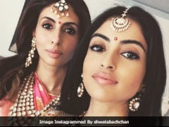 Another Day, Another Stunning Pic Of Shweta Bachchan Nanda And Daughter Navya Naveli