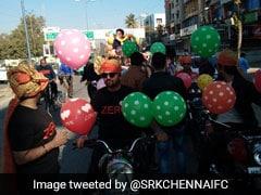 Zero Shah Rukh Khan: इंदौर में फैन्स ने निकाली बउआ सिंह की बारात, मेरठ में ऐसे मना 'जीरो' का जश्न...देखें Video