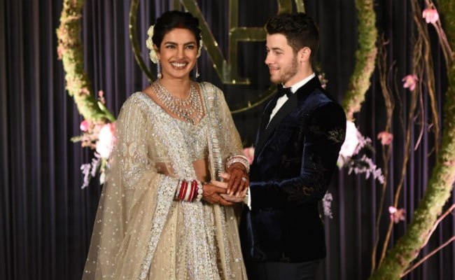 Priyanka Chopra And Nick Jonas' Grand Delhi Reception!