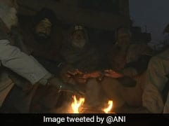 Season's Coldest Night In Amritsar, As Cold Wave Continues In Punjab