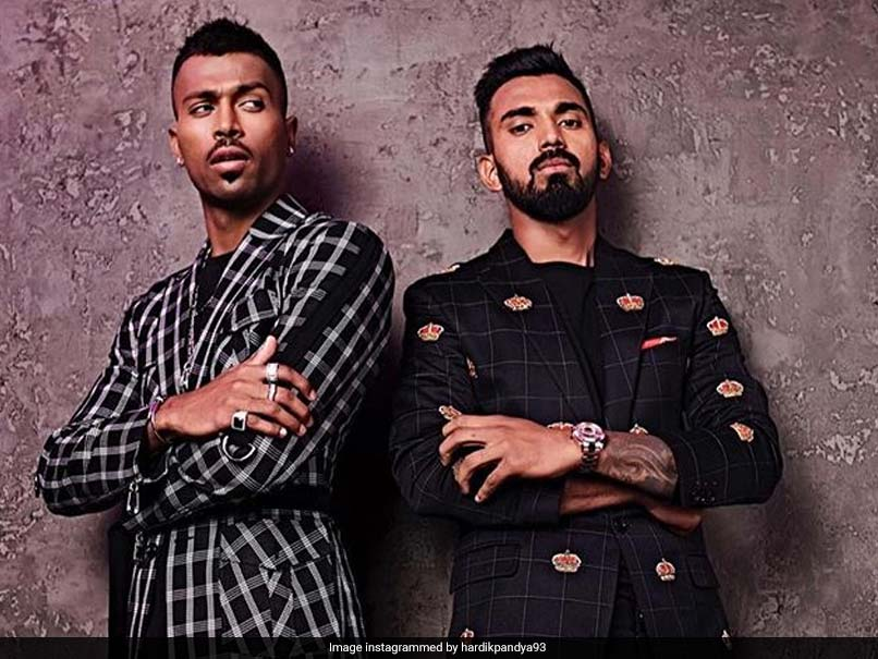 Image result for pandya and rahul