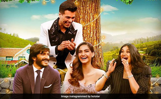 Koffee With Karan: Sonam, Rhea And Harshvardhan On Dad Anil Kapoor's 'Eccentric' Quotient
