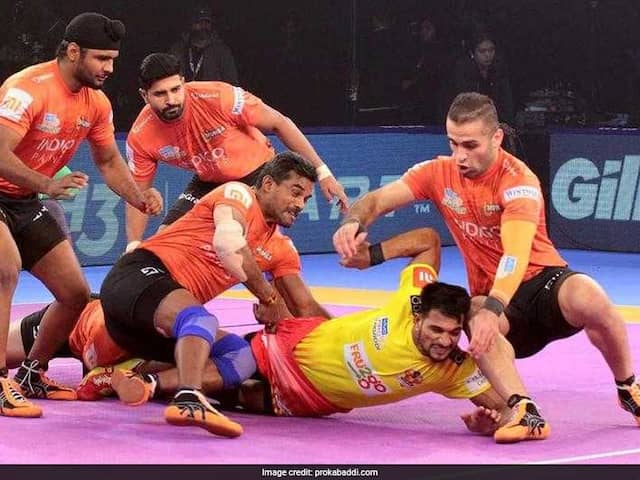 Pro Kabaddi League: U Mumba Break Gujarat Fortunegiants Jinx, Dabang Delhi Beat Puneri Paltan