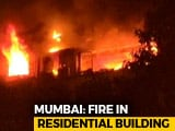Video : 5 Seniors Killed In Major Fire At Apartment Building In Mumbai's Chembur