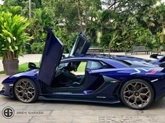 India's First Lamborghini Aventador SVJ Lands In Bangalore