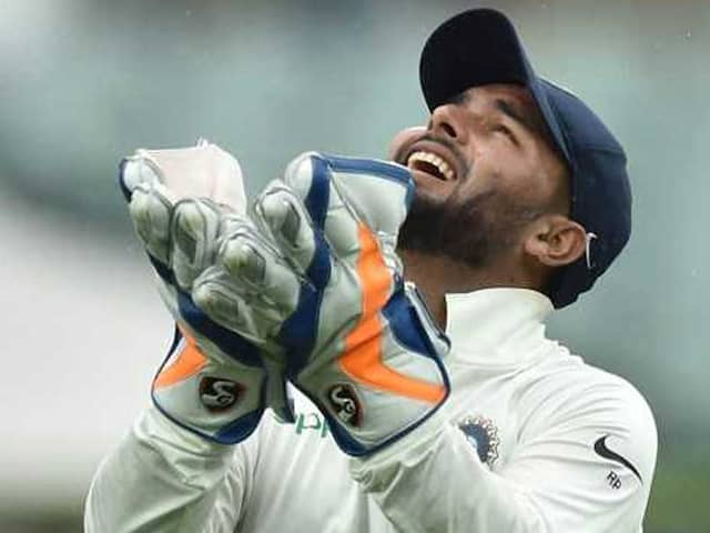 Rishabh Pant beats MS Dhoni to script new Test milestone