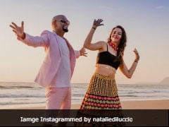 Raghu Ram And Natalie Di Luccio Post Dreamy Pics From Their <i>Mehendi</i> Ceremony