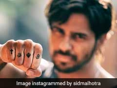 Sidharth Malhotra Begins Shooting For <I>Marjaavaan</I>. Shares His Look From The Film