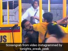 Bigg Boss 12: श्रीसंत को रोहित ने दिलाया गुस्सा, 'बिग बॉस' में पूर्व क्रिकेटर से यूं पिटे टीवी एक्टर - देखें Video