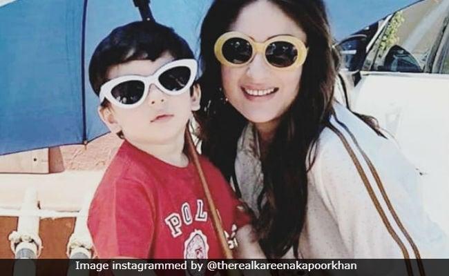 New Pics From Kareena Kapoor, Saif Ali Khan And Taimur's Cape Town Vacation