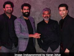 <i>Koffee With Karan 6</i>: Prabhas, Rana Daggubati And SS Rajamouli Are Karan Johar's New Guests
