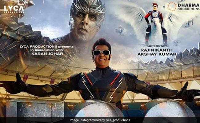 2.0 Box Office Collection Day 9: रजनीकांत की 'Robot 2.0' 500 करोड़ के पार, अक्षय कुमार की लगी लॉटरी