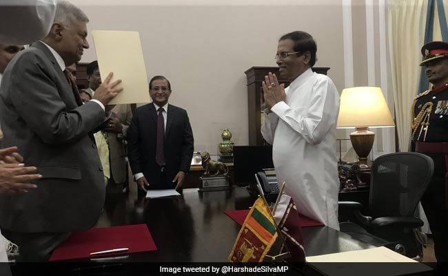 Mahinda Rajapaksa resigns as Sri Lankan PM