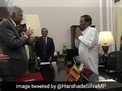 Ranil Wickremesinghe, Sacked Months Ago, Takes Oath As Sri Lanka's PM