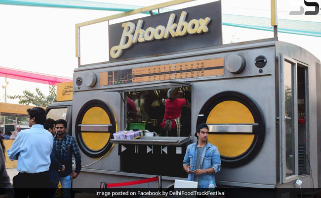 Delhi Food Truck Festival 2018 Is Happening This Weekend: Food, Fun, Games And More