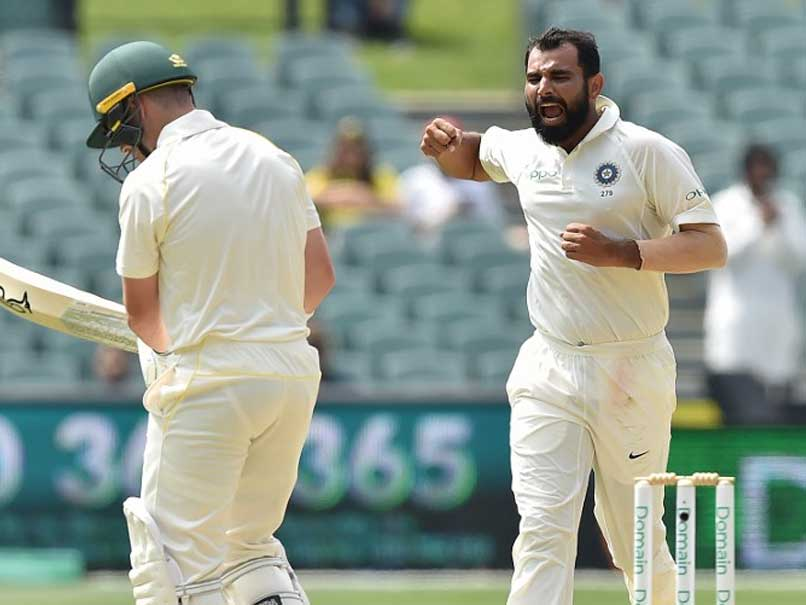 india vs australia 2nd test 2019