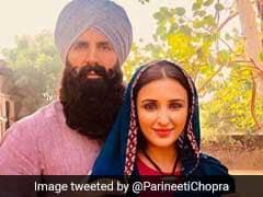 Akshay Kumar, Parineeti Chopra Wrap <I>Kesari</I>, Actress Shares Her First Look