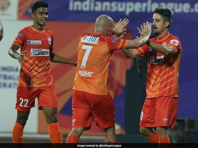 Indian Super League: Marcelinho, Marko Stankovic Strike As Pune City Beat Goa 2-0