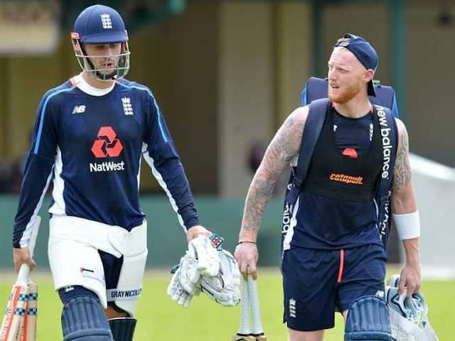 Ben Stokes Reveals Why He Was Not In Favour Of Having Alex Hales In Englands World Cup 2019 Squad