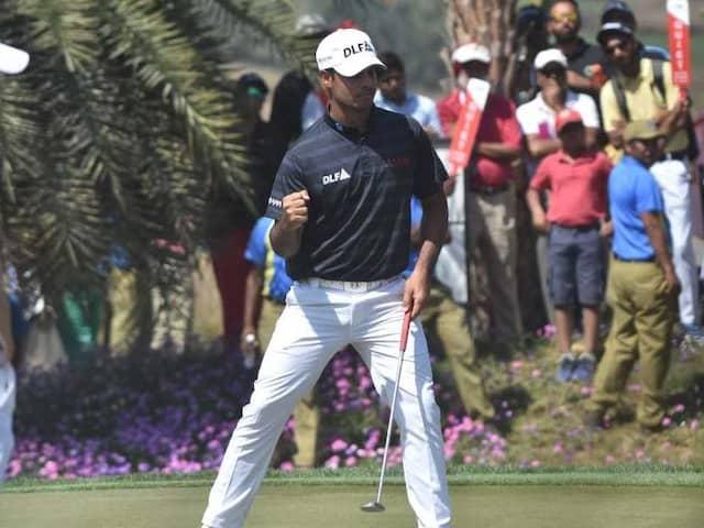 Shubhankar Sharma Clinches 2018 Asian Tour Order of Merit Title