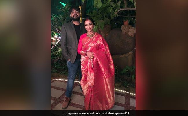 Shweta Basu Prasad And Rohit Mittal Invite Sakshi Tanwar, Vishal Bhardwaj And Others To Wedding Reception