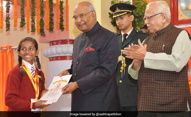 President Kovind Says Gorakhpur Must Be Developed As 'City Of Knowledge'