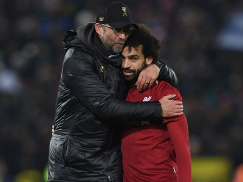 """Life Saver"" Alisson, Mohamed Salah Help Liverpool Qualify For Champions League Last 16"