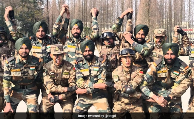 After A Year, India-China Hold 'Successful' Military Drill 'Hand In Hand'