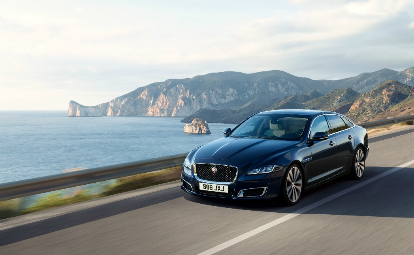 Jaguar Xj50 Launched In India Priced At Rs 1 11 Crore Ndtv Carandbike
