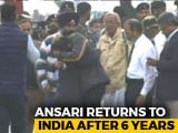 Video : Mumbai Engineer's Homecoming After Six Years In Pakistan Jail