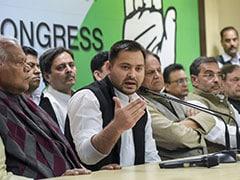 NDTV से बोले तेजस्वी, BJP संविधान की जगह RSS का एजेंडा लागू करवाना चाहती है, जनता संघ मुक्त भारत बनाने का काम करेगी