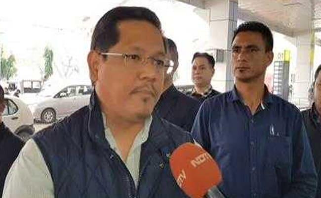 Meghalaya Chief Minister Conrad Sangma Says No Pre-Poll Alliance With BJP
