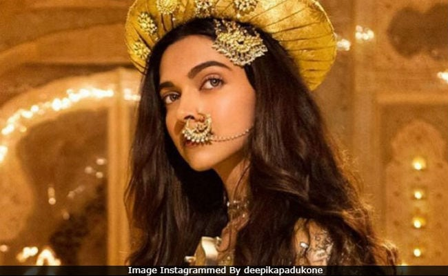 3 Years Of Bajirao Mastani: Deepika Padukone Celebrates Mastani's 'Grace, Strength And Courage' With Throwback Pic