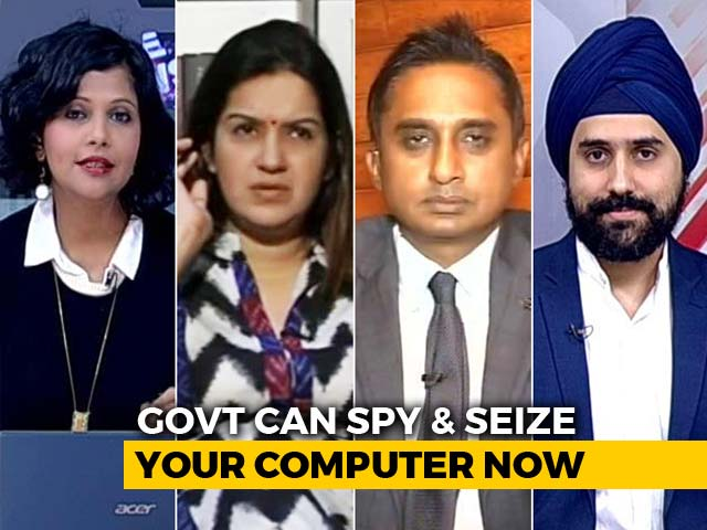 Video : India's 'Surveillance' State